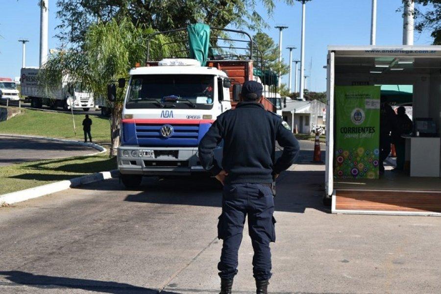 El Comité de Crisis informó cómo serán los controles en los accesos a Corrientes