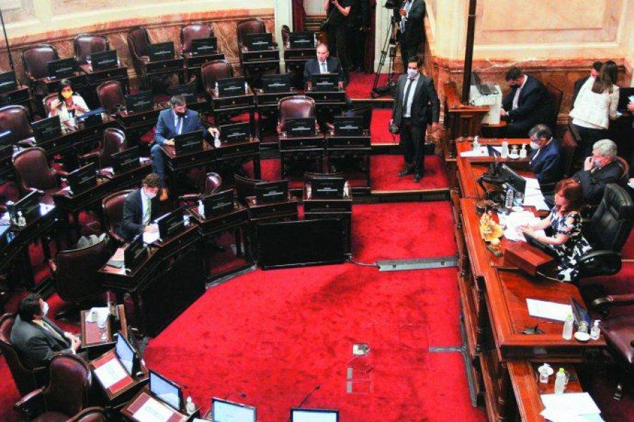 El Senado debatirá el proyecto de legalización del aborto el martes 29