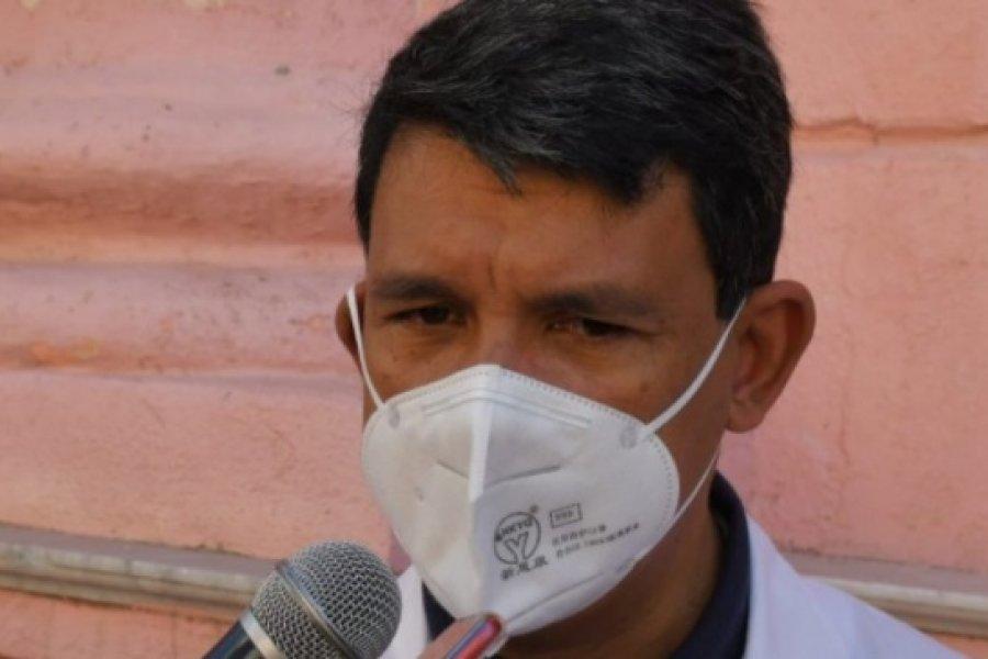 Gustavo Imbelloni tiene coronavirus y se encuentra aislado