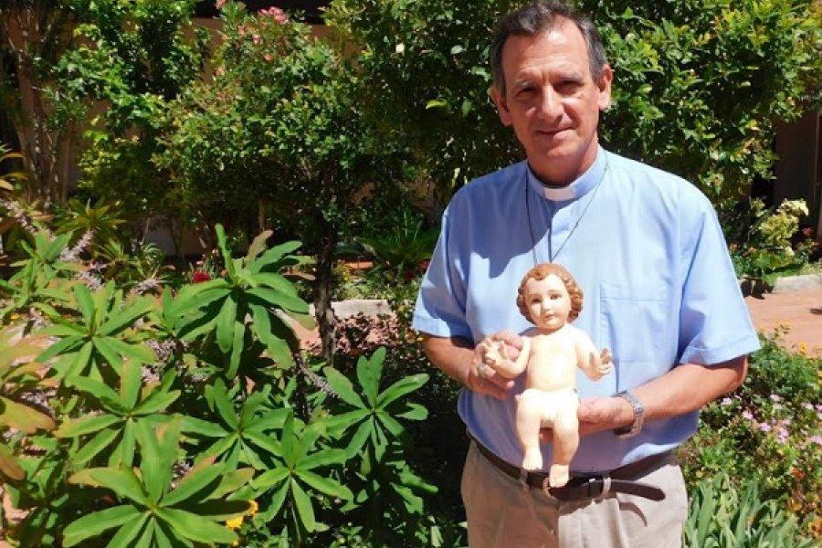 Monseñor Canecin: Que esta Navidad nos regale la capacidad de apostar decididamente por la Vida