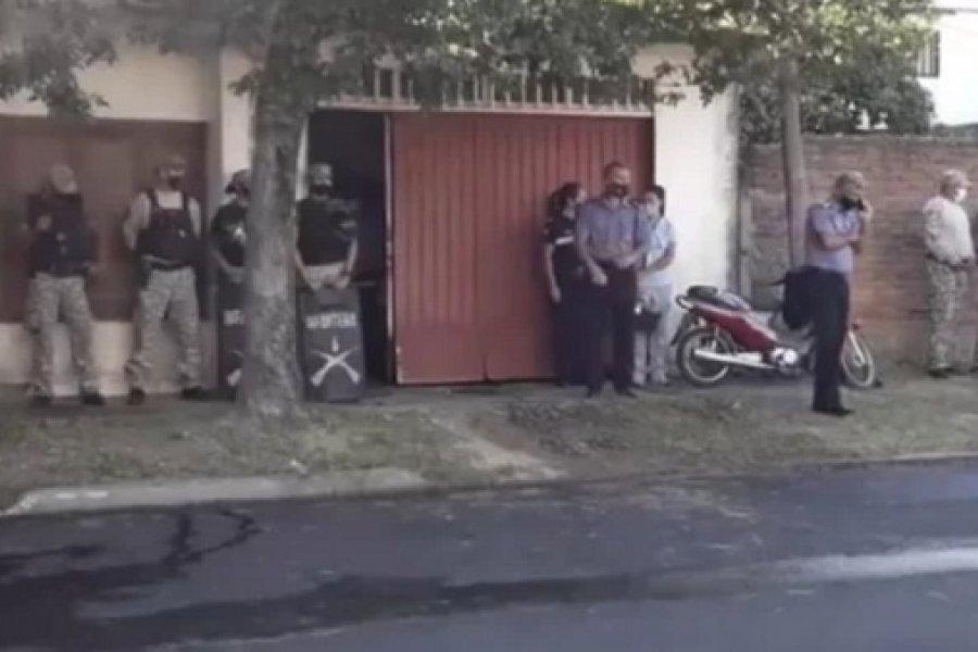 Una mujer y sus dos hijos murieron al incendiarse su vivienda: Hay un detenido