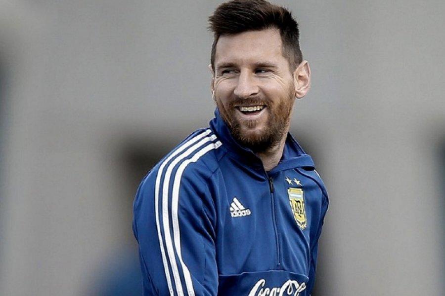 Messi quedó segundo entre los 100 mejores jugadores de 2020 en el ranking de The Guardian