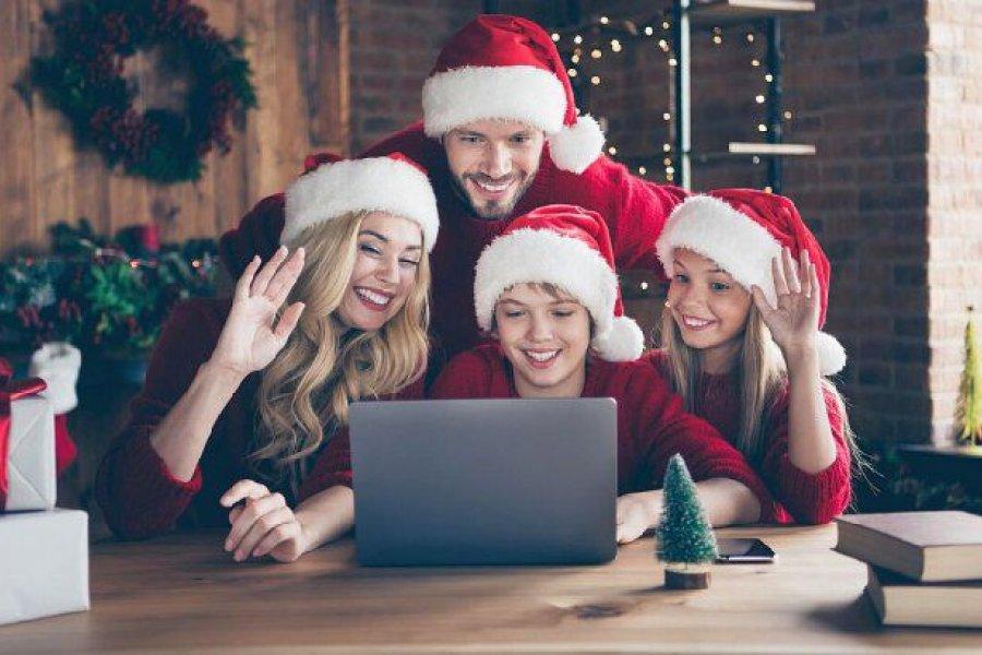 Las mejores apps para festejar las fiestas de Fin de Año a través de las pantallas
