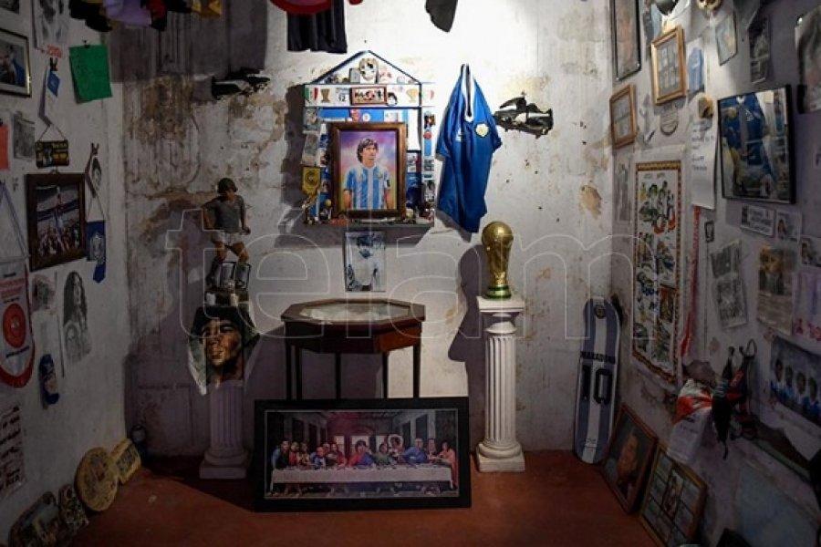 La casa de D10s, un viaje en el tiempo y la memoria eterna
