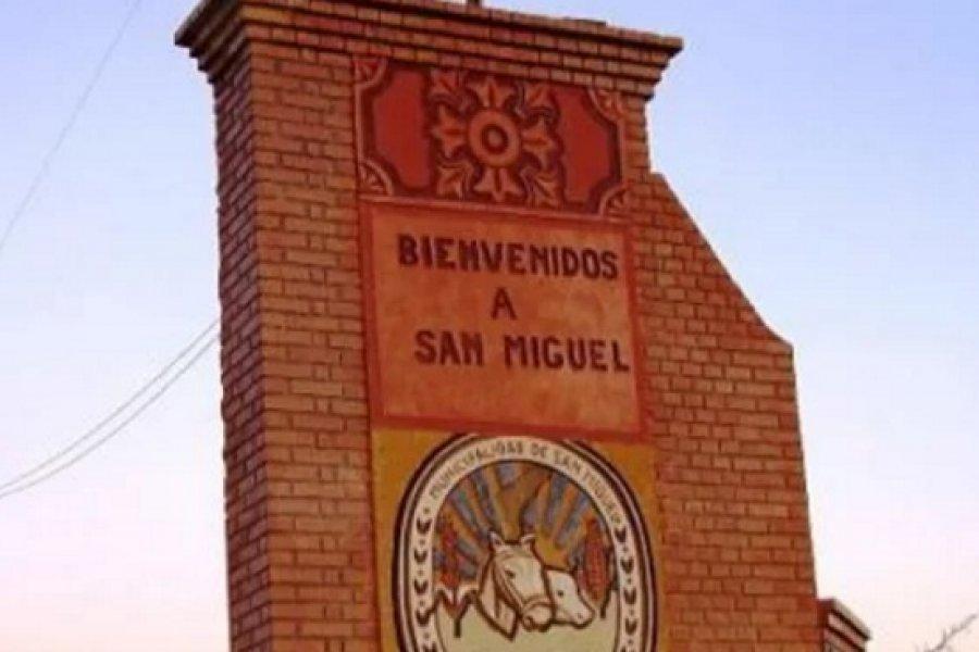 Más de 100 ingresos en San Miguel e hisopado obligatorio en Berón de Astrada