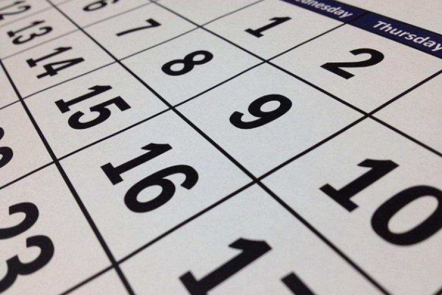 Feriados 2021: Agenda el calendario completo