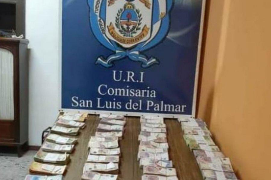 Su yerno le robó un millón de pesos que obtuvo tras vender un auto