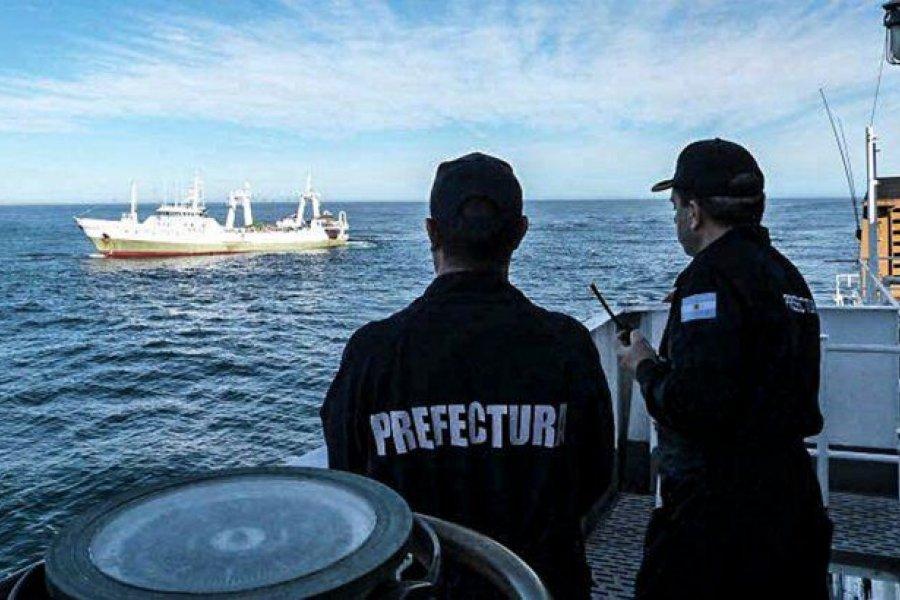 Presentan proyecto para tipificar a la pesca ilegal extranjera como un delito