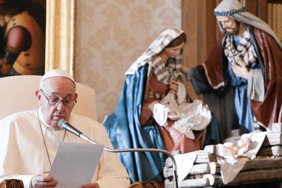 """Papa Francisco: """"La Familia de Nazaret es el modelo para todas las familias del mundo"""""""