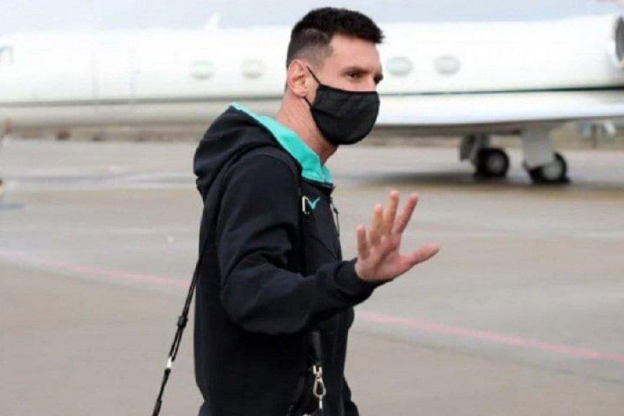 Messi extenderá su estadía en Argentina con un permiso especial