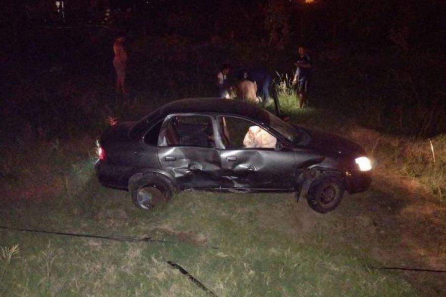 Accidente en Chaco: murió un hombre que viajaba con su familia