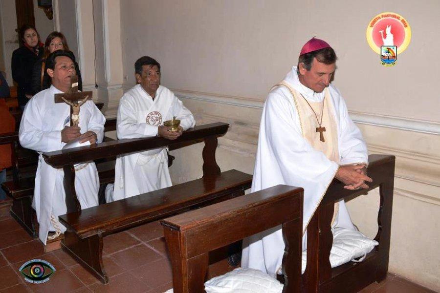 La Iglesia llama a rezar ante el avance de la propuesta abortista