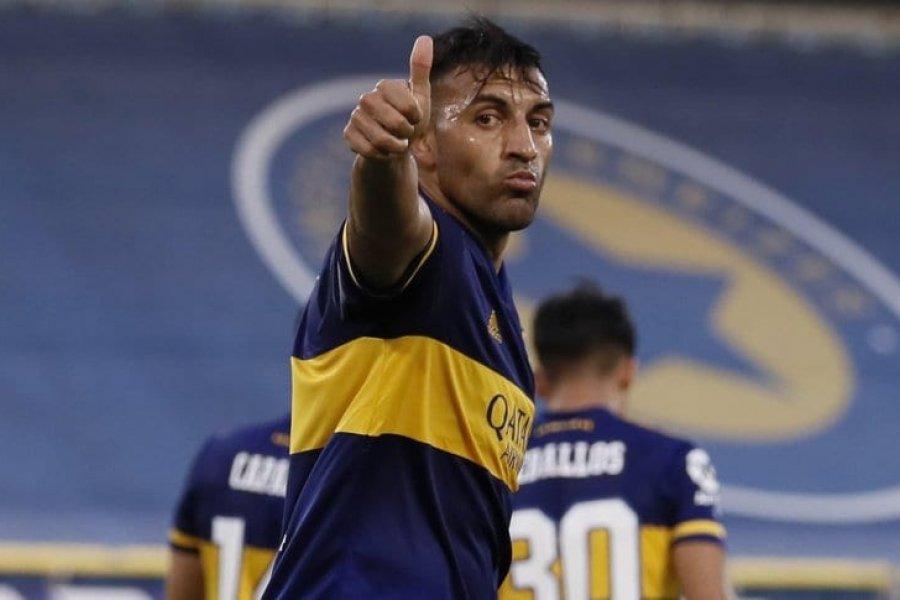 Boca goleó a Huracán y llega afilado al Superclásico