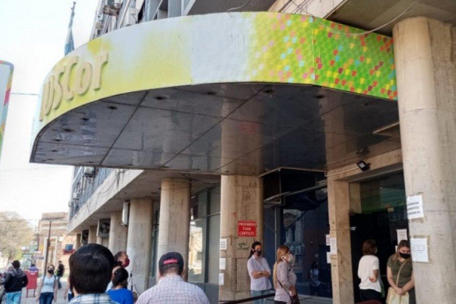 IOSCOR cierra sus puertas por cinco casos de Covid-19