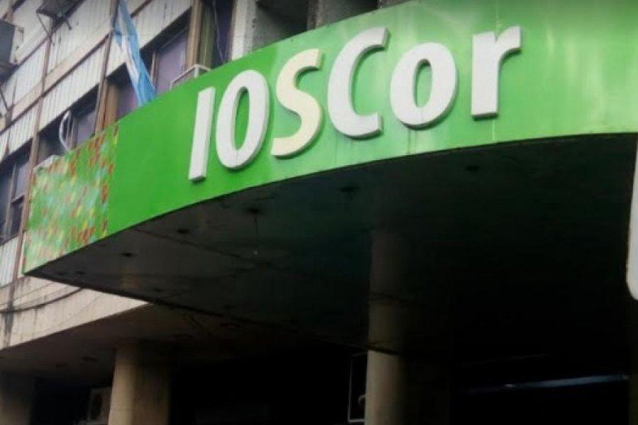 IOSCOR nuevamente cerrado por casos de Coronavirus