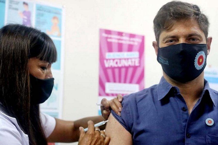 Comenzó en todo el país el plan nacional de vacunación contra el coronavirus