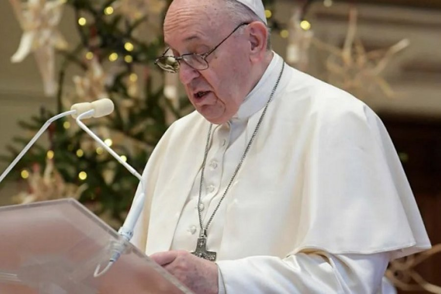 El mensaje del papa Francisco en la previa del debate por el aborto legal en Argentina