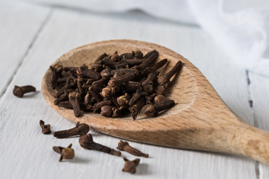 3 indicaciones terapéuticas muy prácticas del clavo de olor