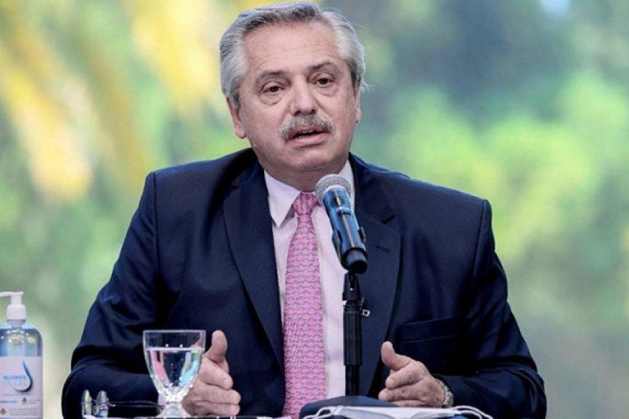 Alberto Fernández promulgará este jueves ley de Interrupción Voluntaria del Embarazo