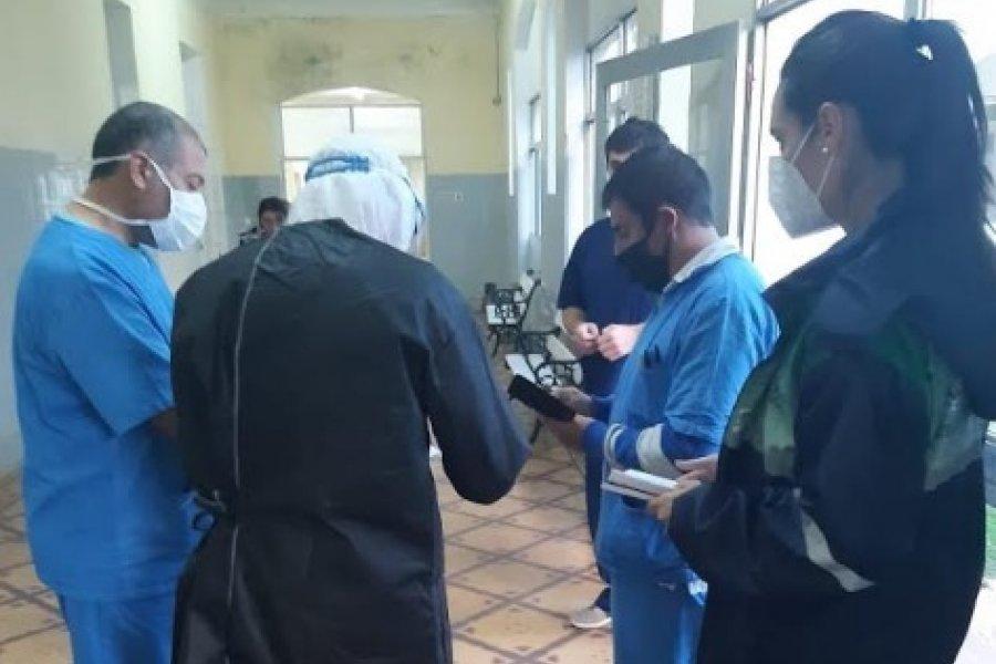 Pandemia letal: En 72 horas murieron tres médicos correntinos