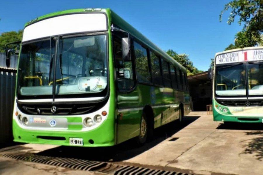 Luego de nueve meses, retorna el servicio urbano de colectivo en Mercedes