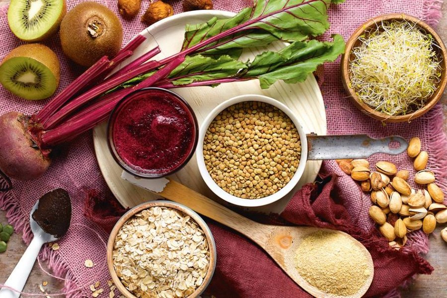 10 alimentos para combatir la anemia