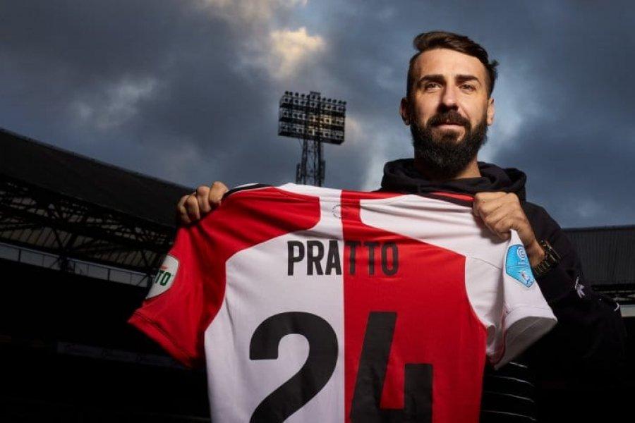 Pratto es nuevo jugador del Feyenoord
