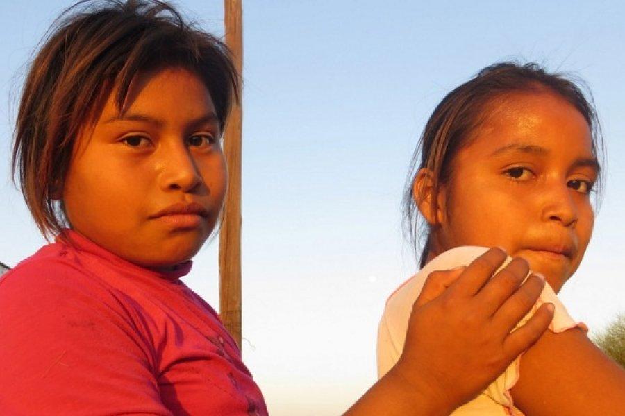 Niñas indígenas, no madres