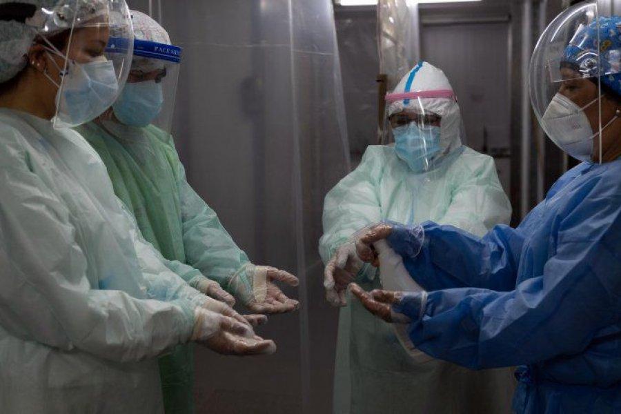 182 muertes y 10.843 nuevos casos de Coronavirus en Argentina