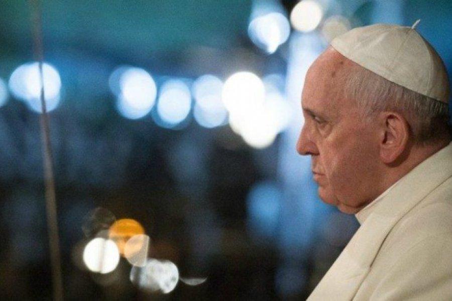El papa Francisco criticó a quienes usaron aviones privados para salir de vacaciones