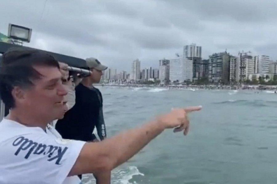 El año nuevo de Bolsonaro