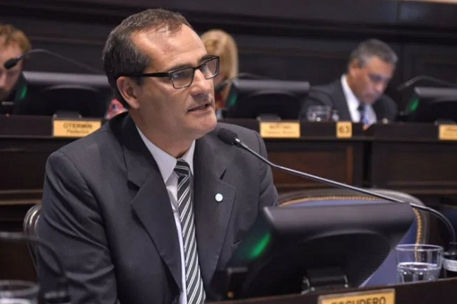Guillermo Escudero: Carolina Píparo debe renunciar a su banca