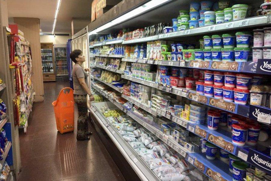 Los precios de la canasta de alimentos aumentaron un 6,5% en diciembre