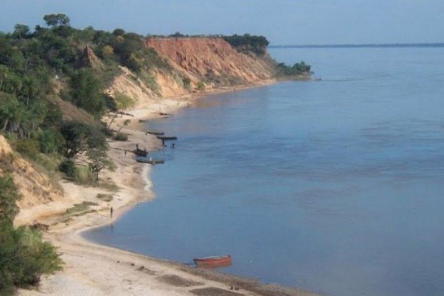 Río Paraná: Hallaron el cuerpo de un hombre ahogado