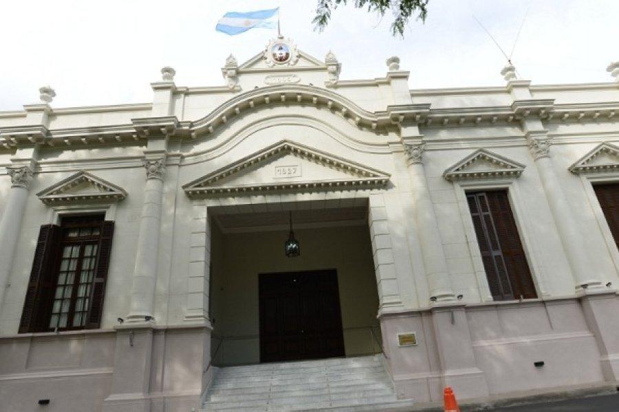 Corrientes: Cierran edificio del Poder Legislativo por casos positivos de Coronavirus