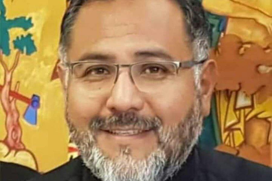 Murió en el Hospital de Campaña el rector del Seminario de Corrientes