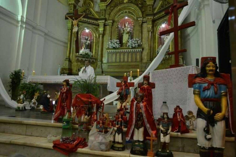 La misa del 8 de enero será de manera virtual, sin público