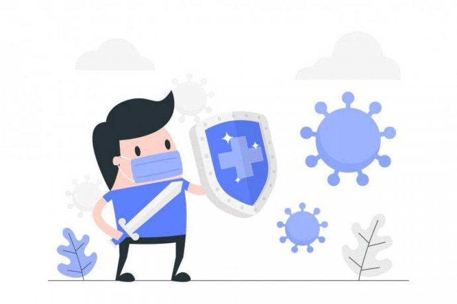 En pandemia: el arte de luchar contra gigantes
