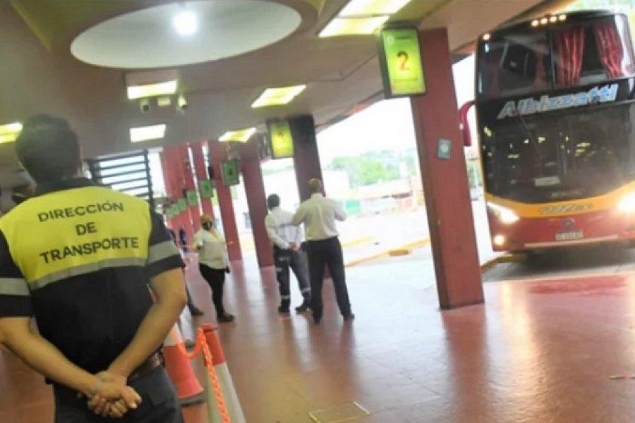 Corrientes: Desde el jueves habrá colectivos a Buenos Aires