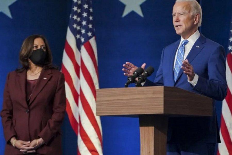 Tras el escándalo en el Capitolio, el Congreso certificó a Joe Biden como presidente