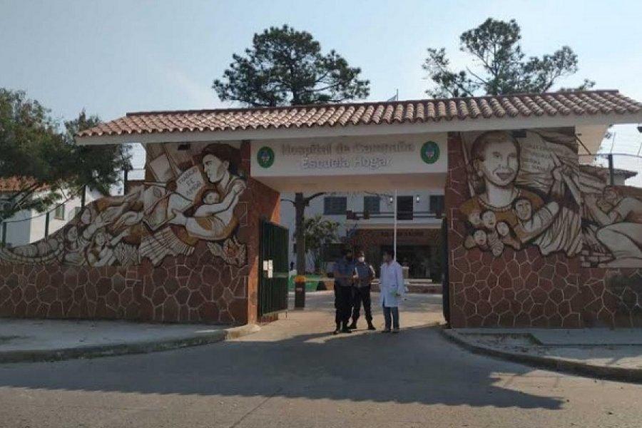 Dos muertos más por COVID-19 en el Hospital de Campaña