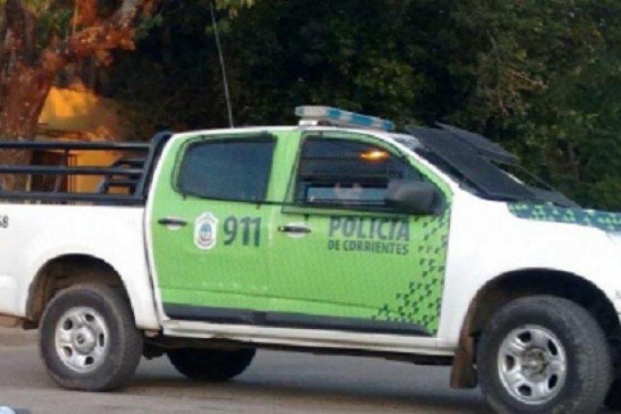 Violento asalto a una familia en el barrio Santa Teresita