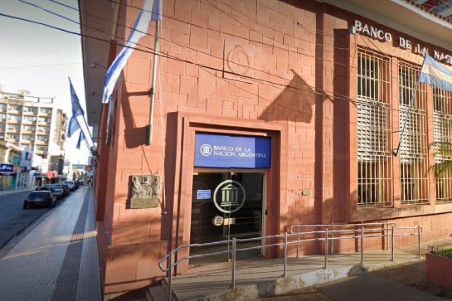 Bancarios paran dos horas ante posible cierre de sucursales