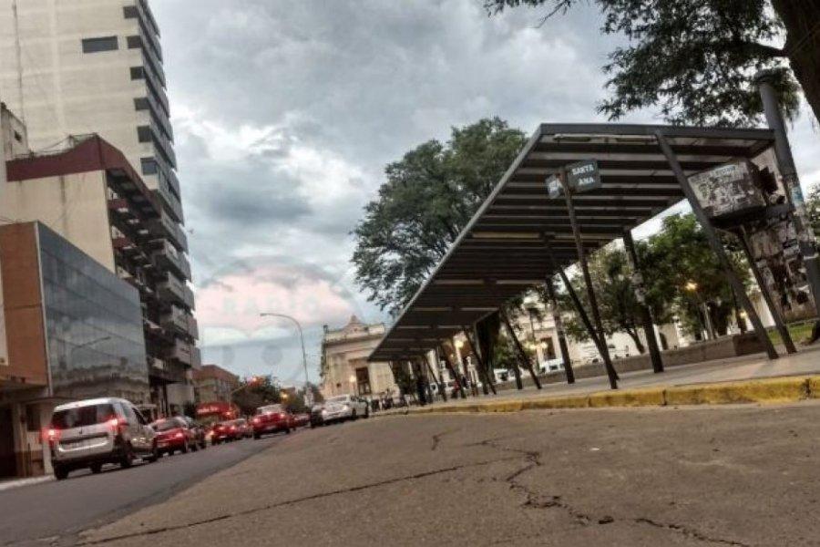 Este viernes habrá paro de colectivos en Corrientes