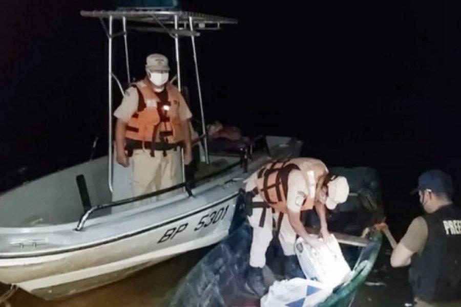 Itatí: Secuestraron más de 60 kilos de marihuana