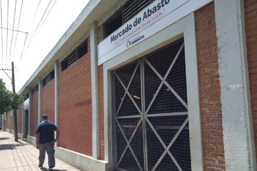El mercado de Abasto permanecerá cerrado hasta el lunes