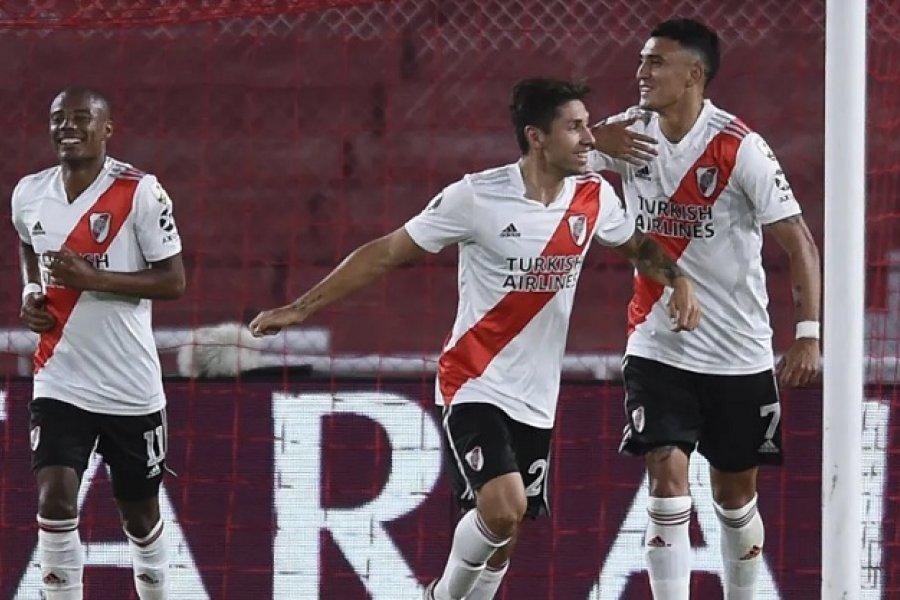 Sufre River: tras la Copa Libertadores, Gonzalo Montiel se iría a la Roma