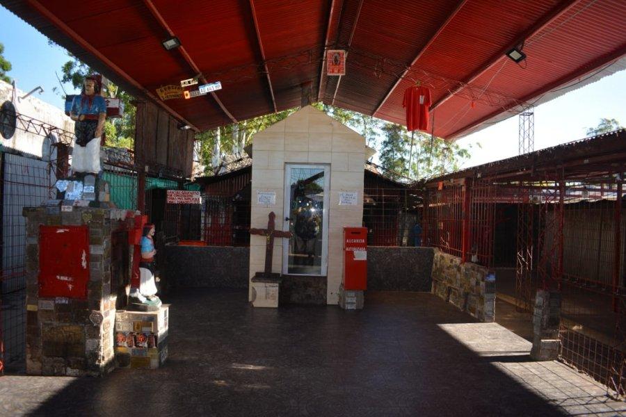 Exitoso operativo de seguridad y prevención implementado en santuario del Gaucho Gil