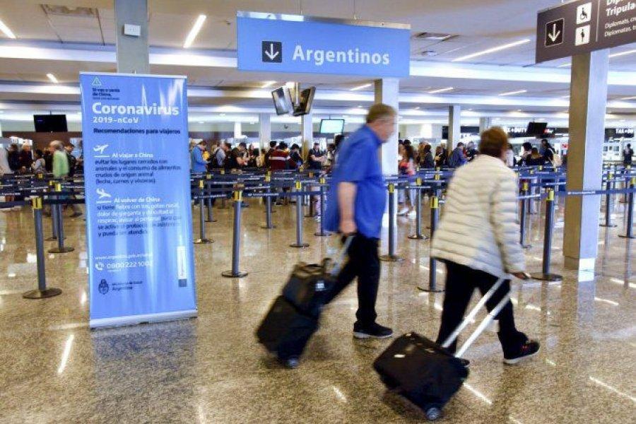 Gobierno mantiene prohibición de vuelos al Reino Unido y recomiendan no viajar a Europa y EEUU