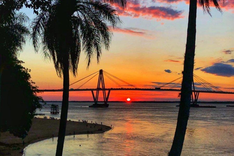Tiempo inestable en el comienzo del fin de semana largo en Corrientes